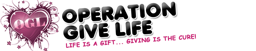 Operation Give Life Logo